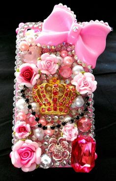 WOW! BLING my IPhone
