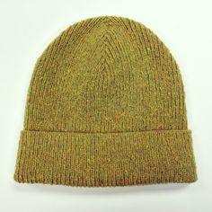 Watch Cap hand knit by Lauren Mayhew | Brooklyn Tweed yarn + Churchmouse pattern
