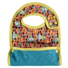 Babero Monkey M - My Little Zoo, baby shop Ll Bean, Baby Shop, Backpacks, Lunch Time, Bags, Shopping, Products, Pockets, Stains