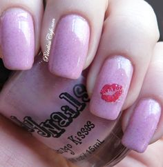 Dandy Nails Flamingo Kisses | Pointless Cafe