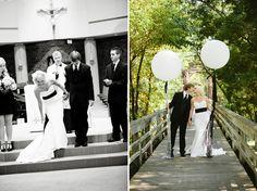 Katie   Jordan: Real Wedding