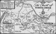 Old map of Gore ski trails in Adirondack Mountains go to http://americanroads.net/adirondack_trail_mix_winter2014%20.htm for the rest of the story