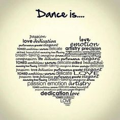 Dance is... my life ♥