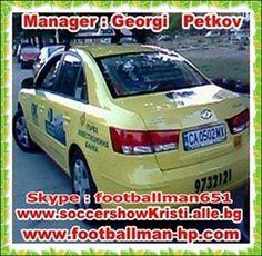 Manager : Georgi Petkov-Soccer-Show-Kristi-www.soccershowKristi.alle.bg ; www.footballman-hp.com ; E-mail : soccershow1@abv.bg ; Skype : footballman651 ; GSM : +359 876 703 783