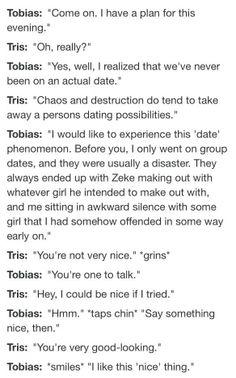 Tris & Tobias