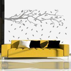 Adesivos de parede Amoreira - $165
