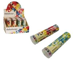 Tin Kaleidoscope Classic Children s Toy Ideal Old Fashion Present Loot Bag Gift