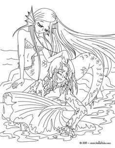barbie in a mermaid tale coloring pages : 61 online mattel dolls ... - Barbie Mermaid Tale Coloring Pages