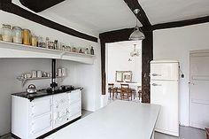 white, long ledge shelf