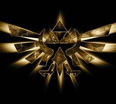Twilight Princess triforce