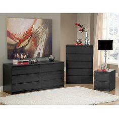 Details about Mid Century Baker Furniture Bedroom Set Dresser ...