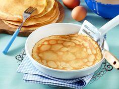 Unser beliebtes Rezept für Pfannkuchen und mehr als 55.000 weitere kostenlose Rezepte auf LECKER.de.