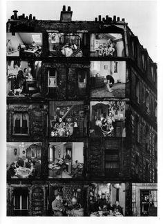 L'immeuble de Paris au XIXe siècle