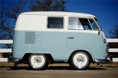 "1966 Volkswagen ""Shorty"" Bus The rise of shows like Velocity's ""Fast N' Loud"" has created a mini-market in briefly famous customs and salvaged projects. This VW Bus done shorty-style starred in a recent episode where it showed how it could do wheelies on demand."