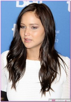 Jennifer Lawrence Debut's A Darker 'Do At TIFF | Celeb Gossip, Celeb News and Celeb Pictures by I'm Not Obsessed