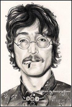 John ' A Day In The Life ' by georginaflood.deviantart.com on @deviantART