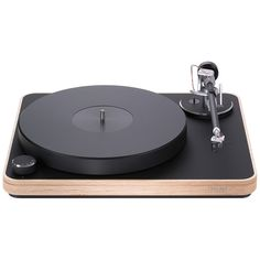 CLEARAUDIO - CONCEPT WOOD TURNTABLE