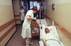 Szpital, Warszawa 1980  Nic się nie zmieniło....