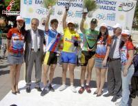 Αγώνας - γιορτή του ποδηλάτου στα Τρίκαλα το 2005 Baseball Cards, Retro, Sports, Hs Sports, Retro Illustration, Sport