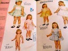 catálogo boneca Amiguinha Estrela 1960
