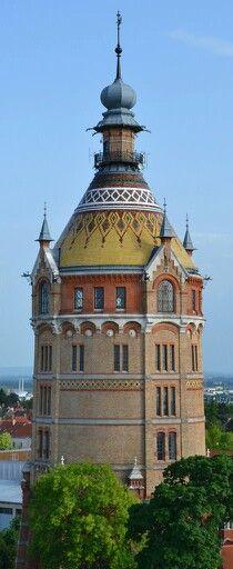 Vienna Water Tower