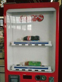 画像で見る自動販売機の世界【珍百景】:ハムスター速報