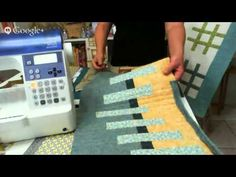 Patchwork Ao Vivo #13: o estilo modern quilt - YouTube