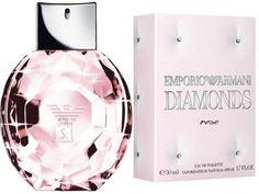 Giorgio Armani Emporio Diamonds Rose tualettvesi naistele EdT 50ml