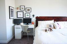 Small Office in Master Bedroom