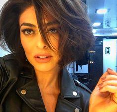 Juliana Paes exibe cabelo curtinho e sensualiza em selfie, confira! - Estrelando