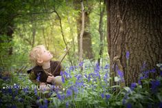 Bluebell photography Surrey
