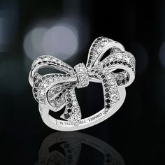 Chanel Bow Ring!