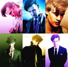 Best Doctor ever. Thank you, Matt Smith. A VERY  hard act to follow. I might not even watch!!!