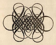 colophon, 1569 • hans lohr • could be Zentangle-inspired