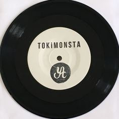 "TOKiMONSTA — Limited Edition 7"" ""Put It Down"" Vinyl"