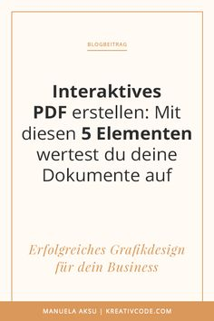 Create an interactive PDF: Use these 5 elements to upgrade your documents - All About Evernote, Online Marketing, Marketing And Advertising, Work From Home Tips, Marketing Techniques, Need Money, Multi Level Marketing, Earn Money, Technology