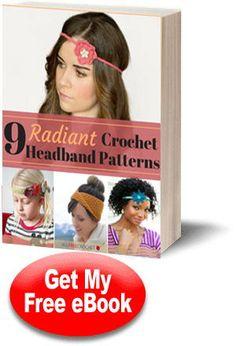 9 Radiant Crochet Headband Patterns