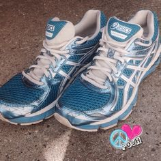 Asics Gel GT-2000 Asics Gel GT-2000  Size W9  Blue/Silver  ✌️Good Clean Preloved Condition with minor wear ✌️  NO TRADE asics Shoes Athletic Shoes