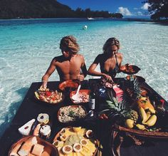 #Beach picnic. Why not?!