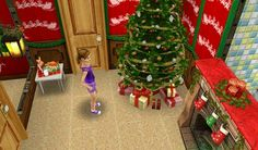 Merry Christmas on sims freeplay!
