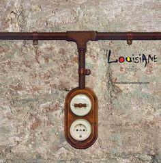 Découvrez notre offre d'interrupteurs #Fontini en vente dans notre #eshopdeco :) #interrupteurvintage #interrupteurporcelaine #decoindus