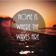 This is so true for me. Hopefully I will live by an ocean someday.