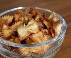 Gojee - Bowtie Pasta Crunchies by Veggie Dreamgirl