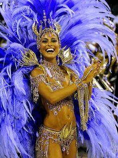 Carnival 2013 in Rio de Janeiro, Brazil
