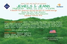 Jewels & Jeans Fundraising Event. Cool idea.
