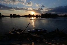 Le delta du Danube, en Roumanie (photo: AFP / Daniel Mihailescu)