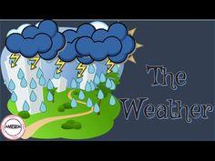 Talking about the Weather: English Language - YouTube
