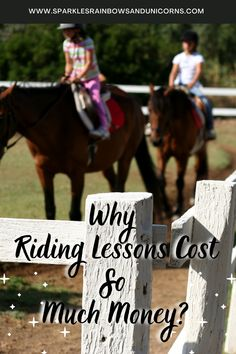 Different barns charge different prices for horseback riding. Do you know what goes into the cost of a horseback riding lesson. Want to find out the different costs of riding lessons and the breakdown of the costs of a lesson? Click the post and find out #costofhorseriding #ridinglesson #horsebackridinglessons #ridinghorses #costofridinglessons Horseback Riding Lessons, Do You Know What, Horse Riding, Barns, Equestrian, How To Find Out, Horses, Life, Horseback Riding