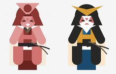 Japanese people illustrations | Art and design inspiration from around the world - CreativeRoots