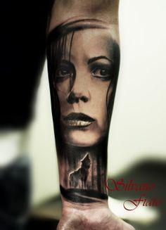 Tattoo by Silvano Fiato at Eternal Tattoo Studio in Genova, Italy